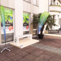 iBench Nachhaltigkeit Solar WLAN smart-city mySPOT free wifi
